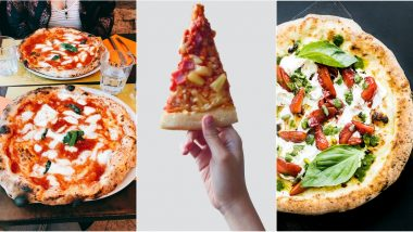 Drool-Worthy Pizza Photos With Funny Quotes to Celebrate National Pizza Month